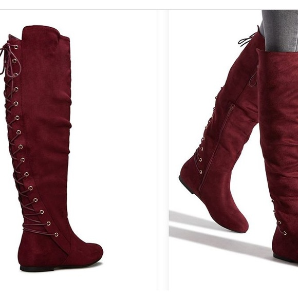 Shoe Dazzle Shoes - Brand New Over the knee boots by Shoedazzle